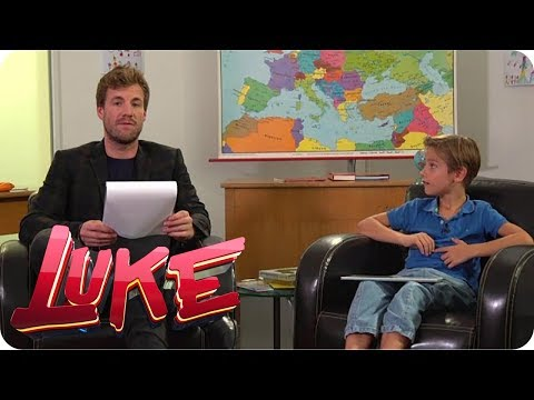 Lukes literarisches Quartett - LUKE! Die Woche und ich