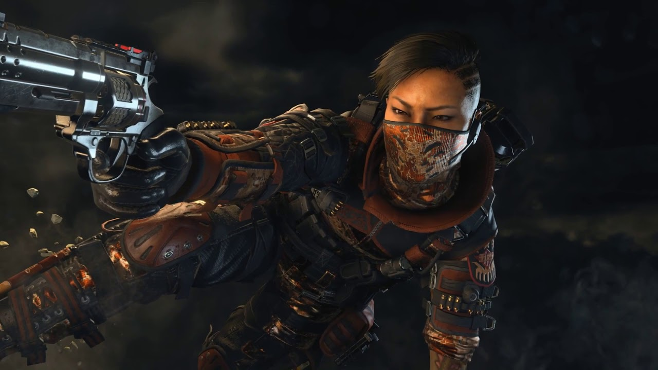 Black Ops 4 Seraph Live Wallpaper - YouTube