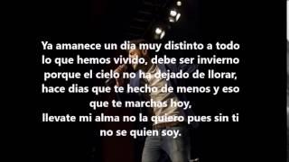 Antonio Jose Este Adios Instrumental Con Letras