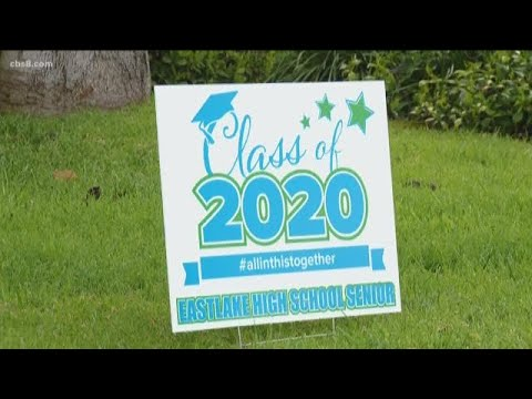 Community shows support for South Bay high school seniors