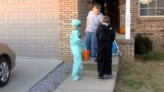 Trick or Treat 2010 Halloween