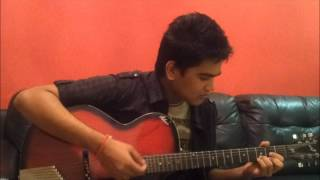 Yaaron Dosti Guitar Cover