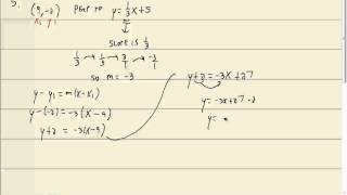 College Algebra Online - Chapter 2 Test Review