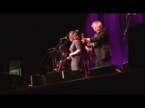 "John Prine, Iris DeMent, ""Milwaukee Here I Come"""