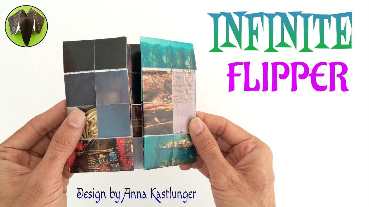 infinite flipper  never ending flipper designanna