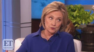 Hillary Clinton Talks Monica Lewinsky Scandal