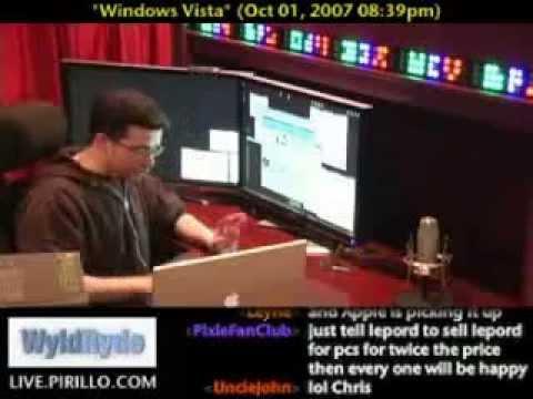 Windows Vista Stories