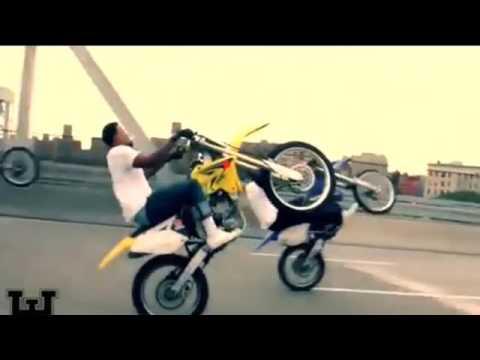 ATRAKSI MOTOR PALING GILA DI JALAN RAYA - CRAZY BIKERS