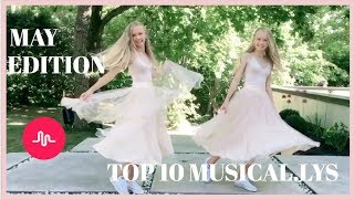 TOP 10 MUSICAL.LYS MAY - izaandelle