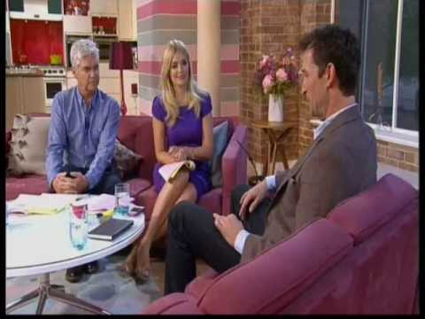 Noah Wyle on This Morning (2012)