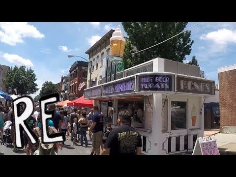 JUBILEE DAY STREET FAIR 2018 Vlog Mechanicsburg, PA