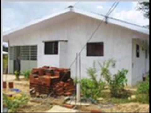Trinidad And Tobago Real Estate 3 Bedroom Home For Sale Youtube