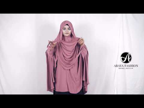 Niqab Khimar, available in new colours