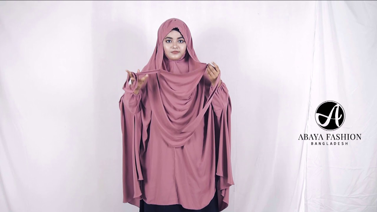 Niqab Khimar Available In New Colours Youtube