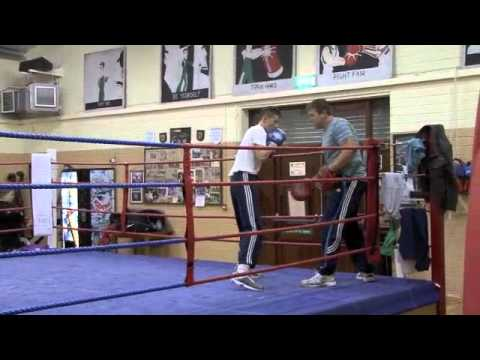 Palestine MMA - The Long Journey (Palestinian Olympic Boxing Prospects - Training Camp in Ireland)