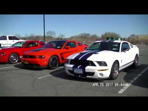 MUSTANG SHELBY CLUB Spring Dustoff Cruise