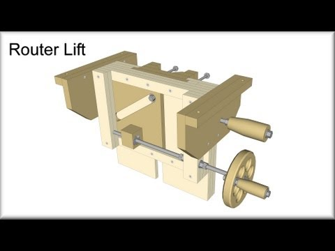 Router Lift Plans from YouTube · Duration:  1 minutes 9 seconds