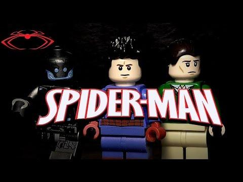 МНОГО ПАУЧКОВ - LEGO Marvel Super Heroes