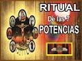 RITUAL PODEROSO DE LAS 7 POTENCIAS - PARA ABRIR CAMINOS - BAÑO SANADOR   ESOTERISMO AYUDA ESPIRITUAL