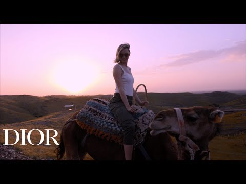 24 Hours In Marrakesh With Karlie Kloss For The Dior 2020 Cruise Show