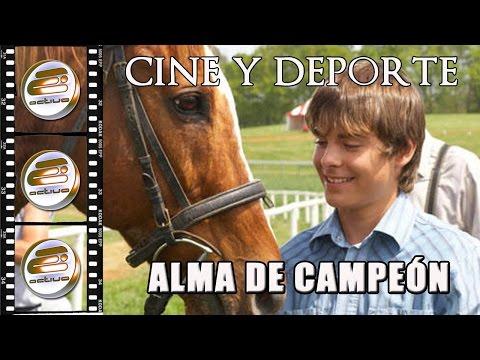 CINE Y DEPORTE // Alma de Campeón // Hípica