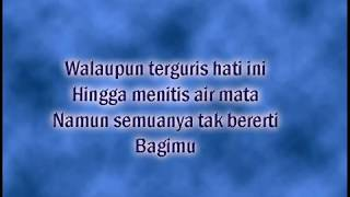 Screen - Tak Suka Tak Apa.+ Lirik