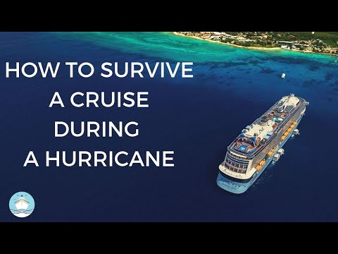 What To Do On A Cruise During A Hurricane!