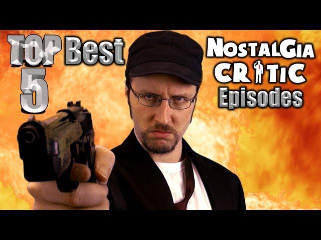 Top 5 Best Nostalgia Critic Episodes
