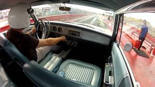 1964 Plymouth Maxie (5).MP4   1964 plymouth sport fury max wedge 4 speed drag racing.