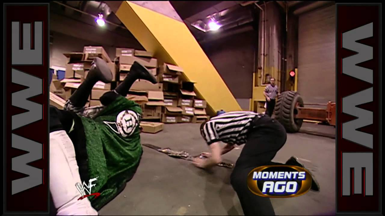 The Hardcore Championship changes hands several times throughout the night: WrestleMania  X8 - YouTube