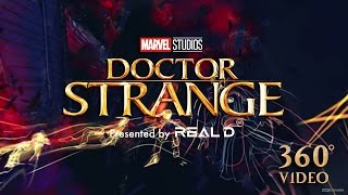 DOCTOR STRANGE 360 -  Google Tilt brush – Stuart Campbell