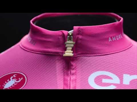 Giro d'Italia 2018 Official Jerseys