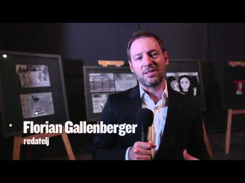Florian Gallenberger at 10th Festival of Tolerance Zagreb