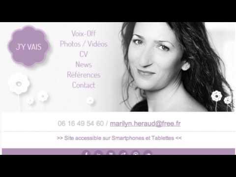 Vidéo Pub Oscaro.com - Voix Off: Marilyn HERAUD