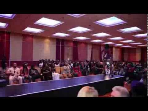 AFRO MODEL AWARDS filmed by Pavel Soro