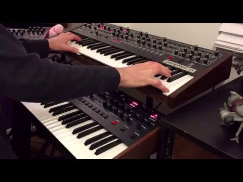 Dave Smith Instruments OB-6 and Prophet 6 Patch Comparison