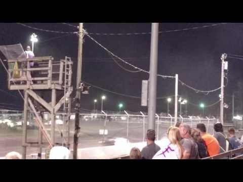 Benton county Speedway races 9-18-16