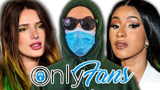 I bought Every Celebrities' OnlyFans so you don't have to