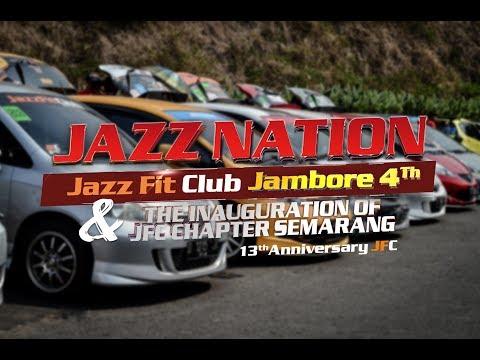 Jazz Fit Club Jambore National 4th & The Inaguration Of JFC Chapter Semarang