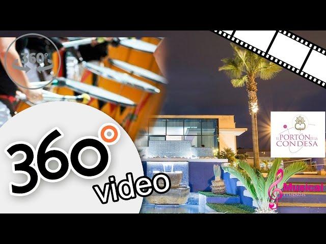360º - Batucada - El Porton de la Condesa