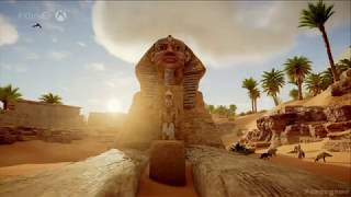 Assassins Creed Origins - E3 2017 Reveal Trailer