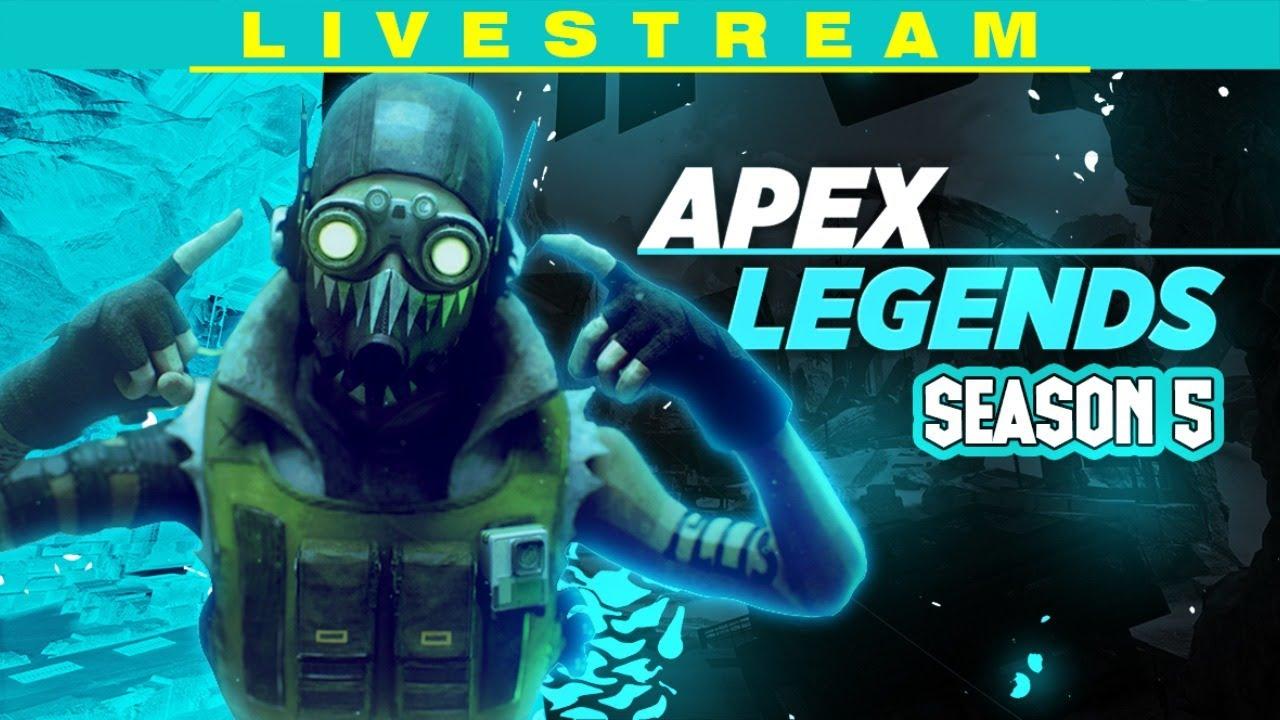APEX Legends🔥 | LiveStream | India