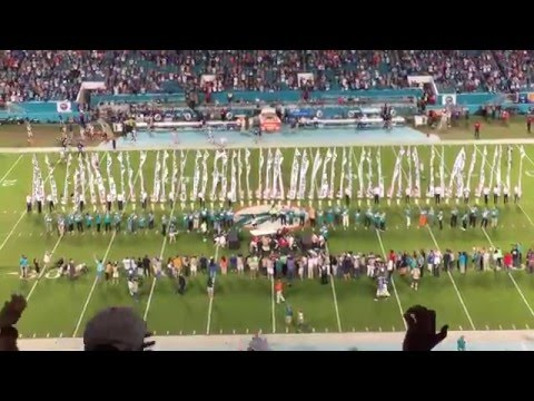 50 Greatest Miami Dolphins players of All Time (Voted on by the Fans)