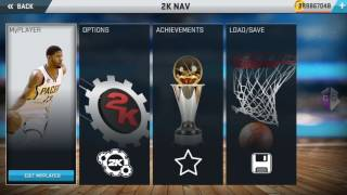 NBA2k17 v27 android (How to Copy  Accessories to MC) requested