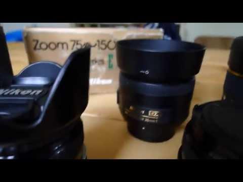 Best Nikon Lenses For Shooting