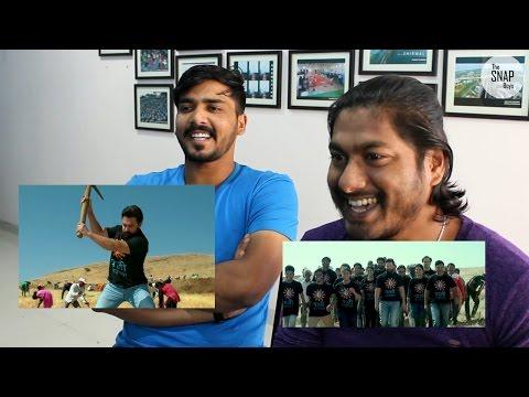'Toofan Aala' | Satyamev Jayate Water Cup Anthem Reaction in hindi & marathi!! The SNAP Boys Fun