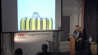 TEDxTurgenevLibrary - Evgenia Chistova - Partner's Project