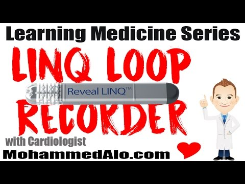 Medtronic Reveal Linq Loop Recorder