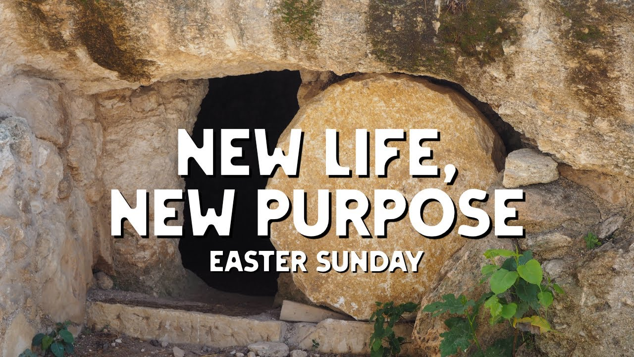 New Life, New Purpose (Easter Sunday) (STREAM VERSION)