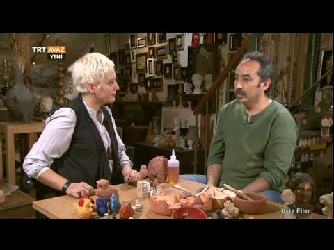 Seramik Sanatı Nasıl Yapılıyor? -Usta Eller - 6. Bölüm - TRT Avaz